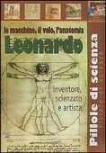 Libro Leonardo. Le macchine, il volo, l'anatomia