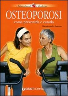 Winniearcher.com Osteoporosi. Come prevenirla e curarla Image