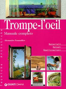 Mercatinidinataletorino.it Trompe-l'oeil. Manuale completo Image