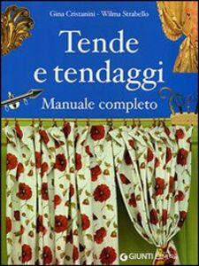 Libro Tende e tendaggi Gina Di Fidio Cristanini , Wilma Strabello Bellini