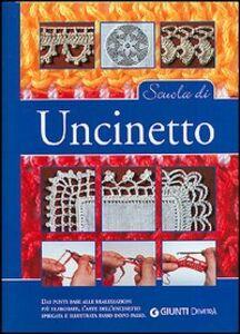 Libro Scuola di uncinetto Elisabetta Sarti