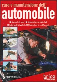 Cura e manutenzione dell'automobile. Nozioni di base, attrezzatura e materiali, interventi di pulizia, riparazioni e sostituzioni - Alberto Scarabelli - copertina
