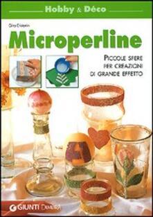 Promoartpalermo.it Microperline. Piccole sfere per creazioni di grande effetto Image