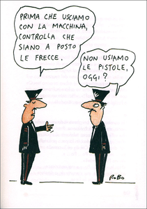 Libro Ultime barzellette sui carabinieri Roberto Bonistalli 2