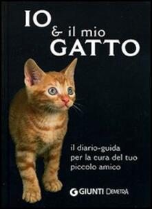 Winniearcher.com Io & il mio gatto. Il diario-guida per la cura del tuo piccolo amico Image