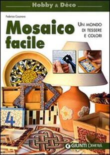 Amatigota.it Mosaico facile. Ediz. illustrata Image