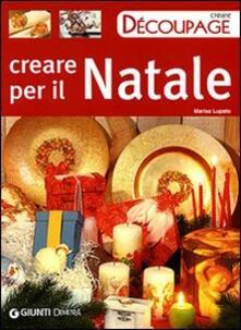 Charun.it Creare per il Natale. Ediz. illustrata Image