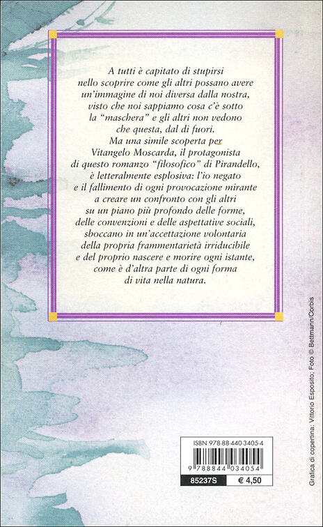 Uno, nessuno e centomila - Luigi Pirandello - 2