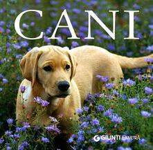 I cani. Ediz. illustrata - copertina