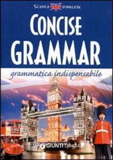 Filmarelalterita.it Concise grammar Image