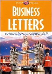 Business letters. Scrivere lettere commerciali