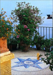 Libro Il giardino in balconi e terrazzi Eliana Ferioli 1