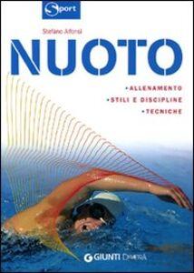 Libro Nuoto Stefano Alfonsi