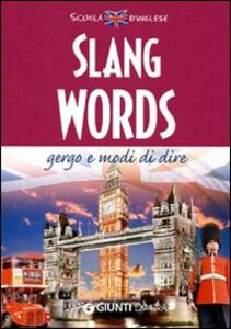 Libro Slang words Davide Sala