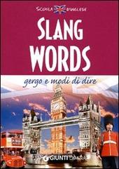 Slang words