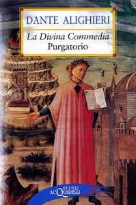 Libro La Divina Commedia. Purgatorio Dante Alighieri