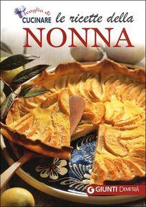 Libro Le ricette della nonna  0