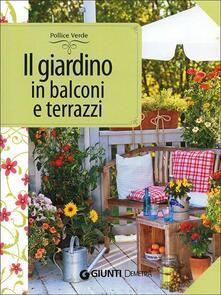 Daddyswing.es Il giardino in balconi e terrazzi Image