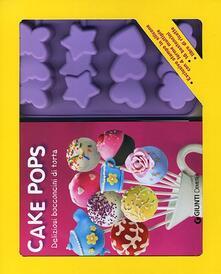 Vitalitart.it Cakepops. Deliziosi bocconcini di torta. Con gadget Image