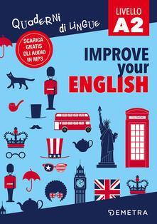 Tegliowinterrun.it Improve your english A2. Con Contenuto digitale per download Image