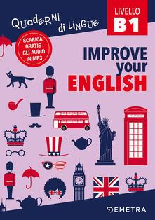 Rallydeicolliscaligeri.it Improve your english B1. Con Contenuto digitale per download Image