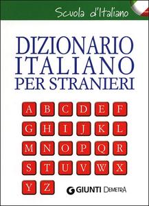 Libro Dizionario italiano per stranieri. Con grammatica della lingua italiana