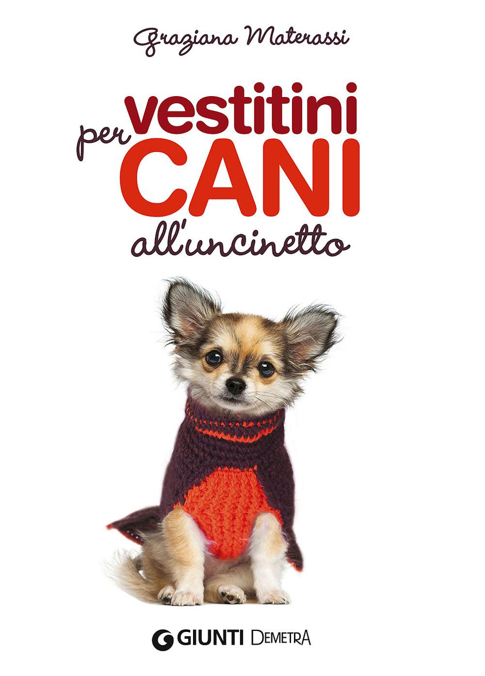 Image of Vestitini per cani all'uncinetto