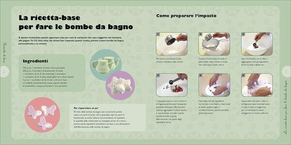 Libro Bombe da bagno per un relax frizzante Elaine Stavert 2