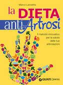 Libro La dieta anti artrosi Marco Lanzetta