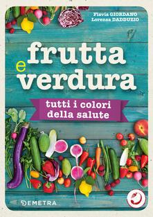 Antondemarirreguera.es Frutta e verdura. Tutti i colori della salute Image