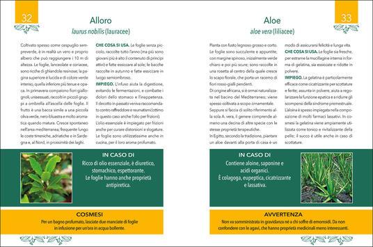 Curarsi con erbe e piante. Benefici e utilizzo della farmacia naturale - 5