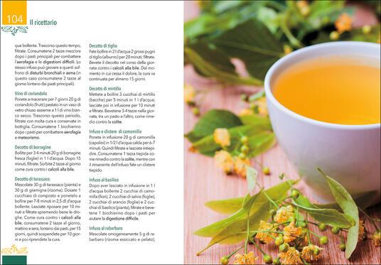 Curarsi con erbe e piante. Benefici e utilizzo della farmacia naturale - 6