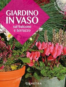 Milanospringparade.it Giardino in vaso sul balcone e terrazzo Image