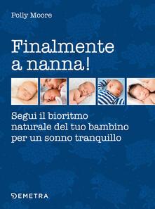 Camfeed.it Finalmente a nanna! Segui il bioritmo naturale del tuo bambino per un sonno tranquillo Image
