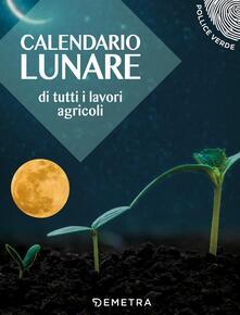 Voluntariadobaleares2014.es Calendario lunare di tutti i lavori agricoli Image