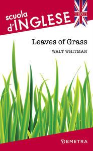 Leaves of grass - Walt Whitman - copertina