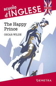 The happy prince - Oscar Wilde - copertina