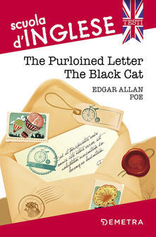 The purloined letter-The black cat