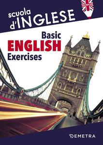 Basic english exercises - Gigliola Canepa,Lia Cavalli - copertina