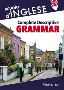 Complete descriptive grammar - copertina