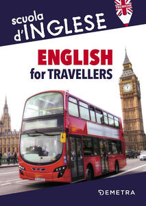 English for travellers - copertina