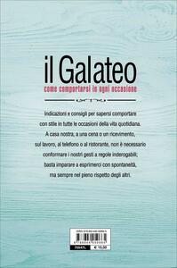 Il galateo. Come comportarsi in ogni occasione - Roberta Bellinzaghi - 3