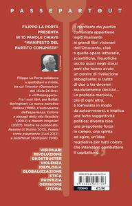 Il manifesto del Partito Comunista. Ediz. integrale - Karl Marx,Friedrich Engels - 2