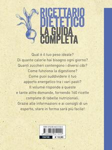 Ricettario dietetico. La guida completa per organizzare la propria dieta - Elio Muti - 2