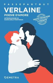Birrafraitrulli.it Poesie d'amore. Testo francese a fronte Image