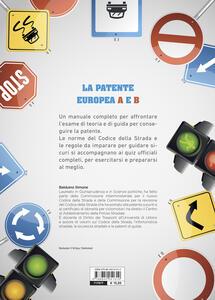 La patente europea A e B - Simone Balduino - 2