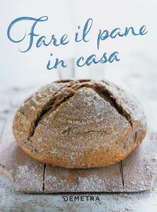 Fare il pane in casa - copertina