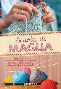Scuola di maglia - copertina