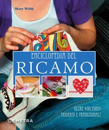 Associazionelabirinto.it Enciclopedia del ricamo. Oltre 400 punti moderni e tradizionali Image