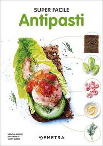 Antipasti - Natacha Arnoult - copertina